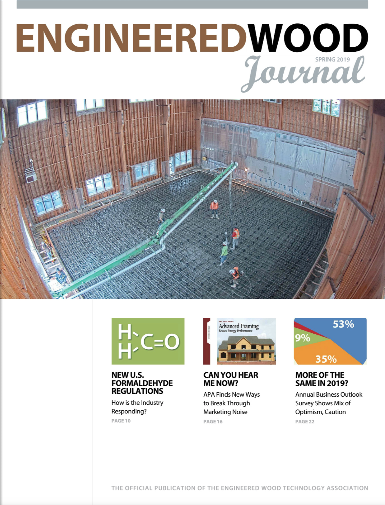 Engineered Wood Journal Spring 2019